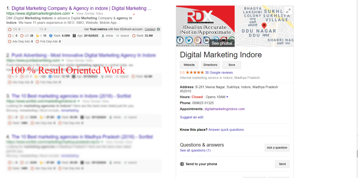 7 Tip to Select Best Digital Marketing Company and Agency in Indore